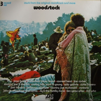 Various Artists - Woodstock 1970