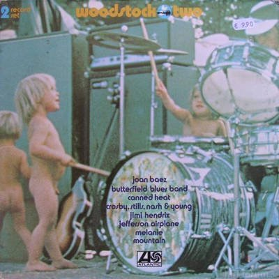 Various Artists - Woodstock Two 1971