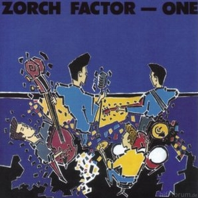 Various Artists - Zorch Factor - One 1986