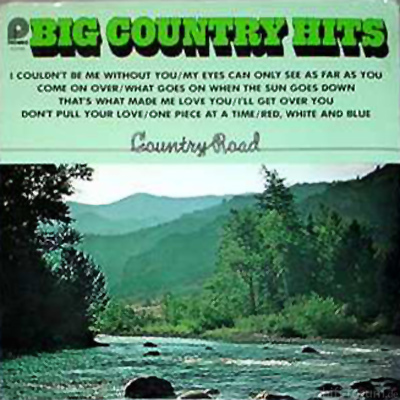 Various - Country Road - Big Country Hits 1976
