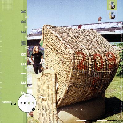 Various - Feierwerk Sommerfest 2001