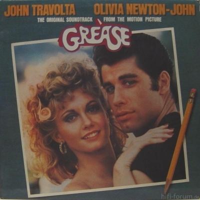 Various - Grease OST 1978