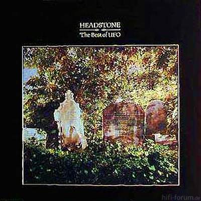 Various - Headstone - The Best Of UFO 1983