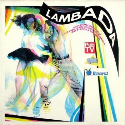 Various - Lambada 1989