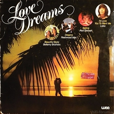Various - Love Dreams 1980