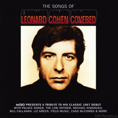 Various - Mojo Presents The Songs Of Leonard Cohen Covered 2012
