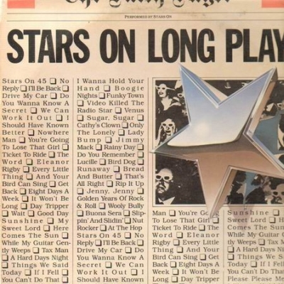 Various - Stars On Long Play 1981