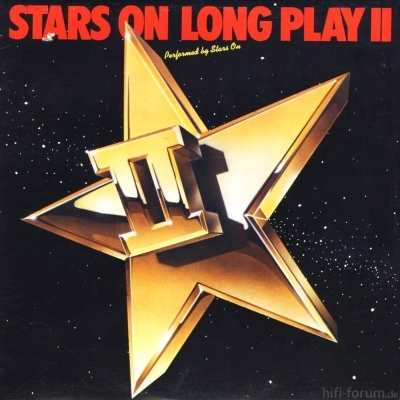 Various - Stars On Long Play II 1981