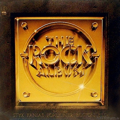 Various - The Rock Album 1980