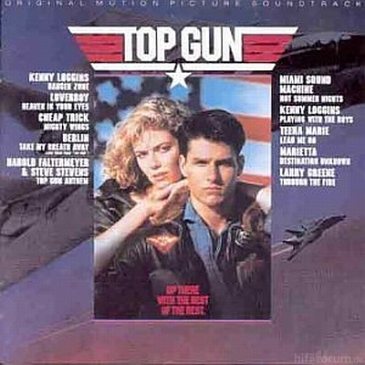 Various - Top Gun OST 1986