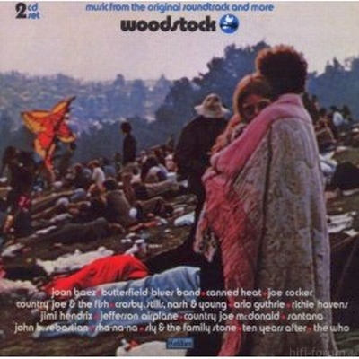 Various - Woodstock OST 1970_2009
