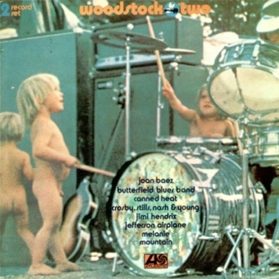 Various - Woodstock Two 1971