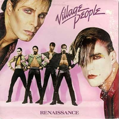 Village People - Renaissance 1981