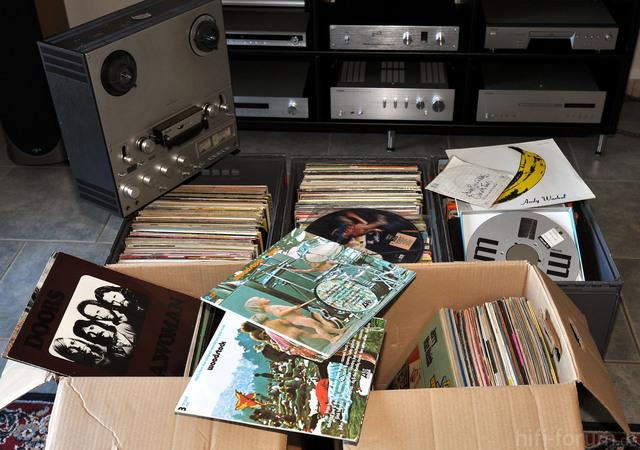Vinyl, Tape