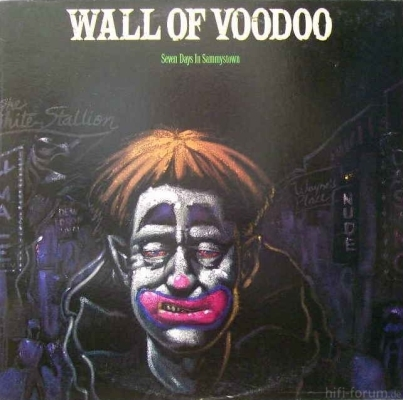 Wall of Voodoo - Seven Days in Sammystown 1985
