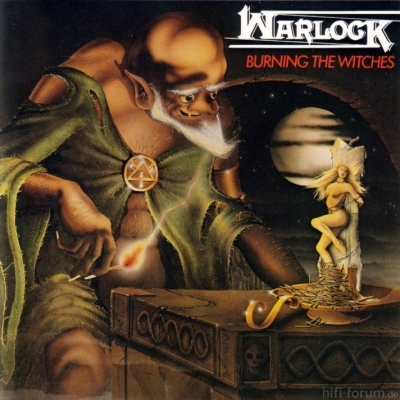 Warlock - Burning The Witches 1984