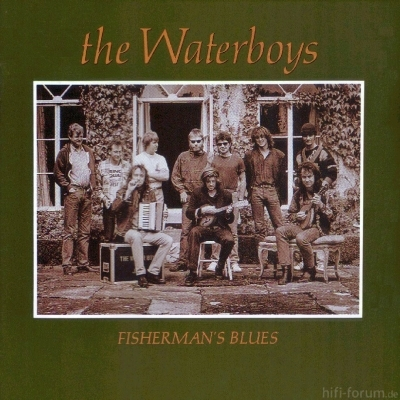 Waterboys, The - Fisherman's Blues 1988