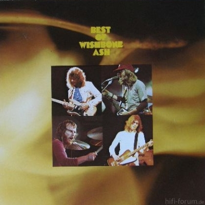 Wishbone Ash - Best Of Wishbone Ash 1975