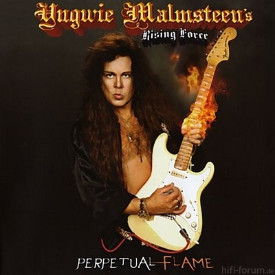 Yngwie Malmsteen's Rising Force - Perpetual Flame 2008