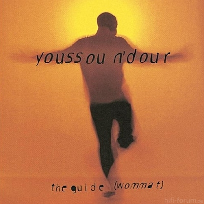 Youssou N'Dour - The Guide (Wommat) 1994