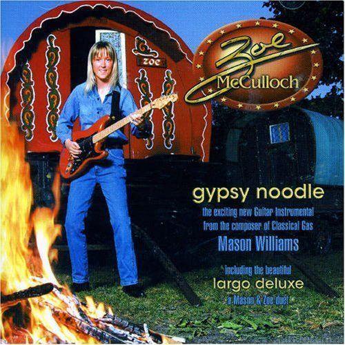 Zoe McCulloch - Gypsy Noodle 2004