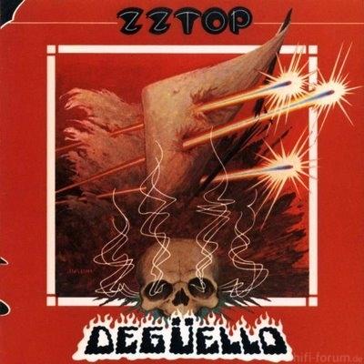 ZZ Top - Deg?ello 1979
