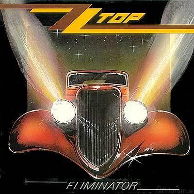ZZ Top - Eliminator 1983