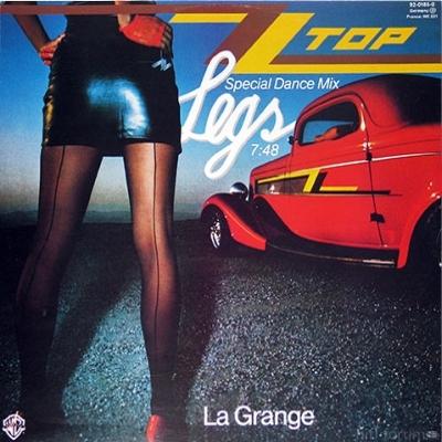 ZZ Top - Legs Maxi