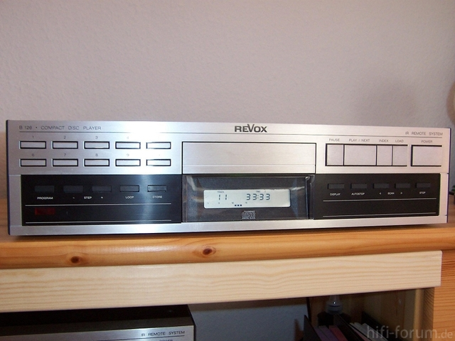 Revox CD-Player B126