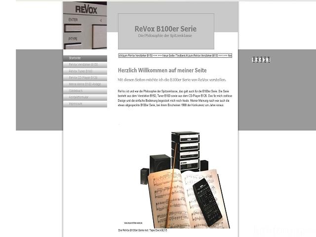 Www.revox-b100er-serie.de