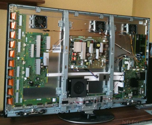 Panasonic TX-P50V20E