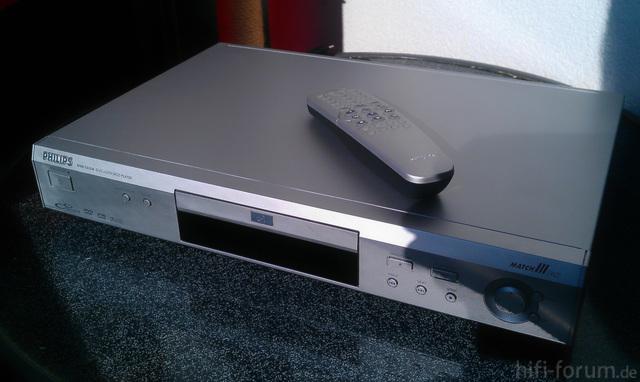 Philips DVD/SACD Player