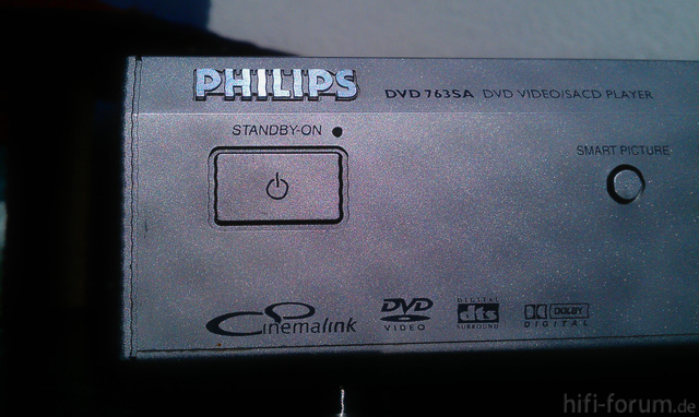 Philips DVD/SACD Player