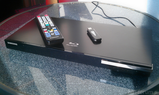 Samsung BluRay-Player