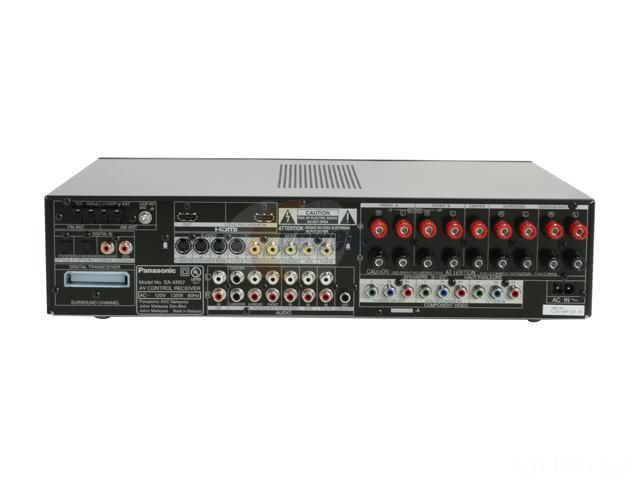 Panasonic SA-XR 700