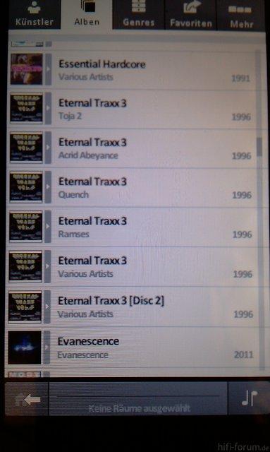 Eternal Traxx A