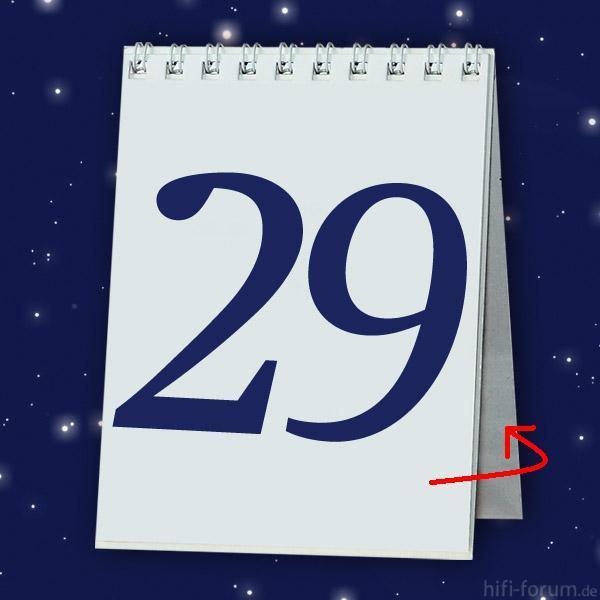Kalender 29