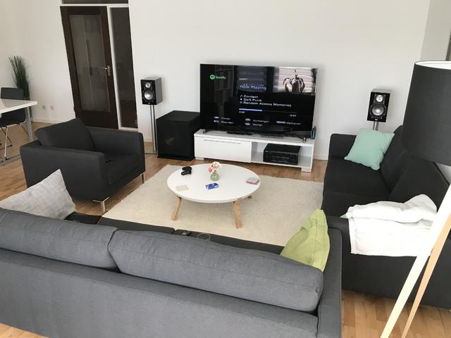 Heimkino Wohnzimmer