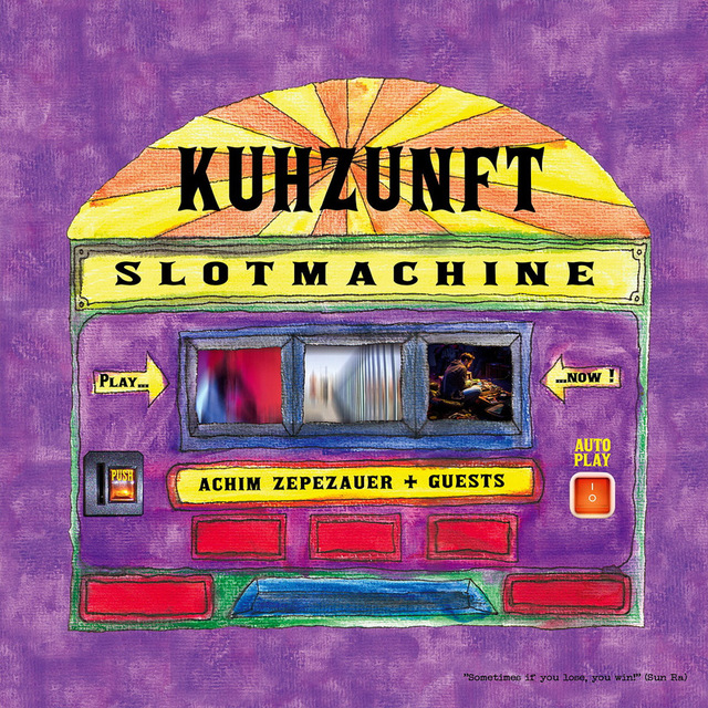 Achim Zepezauer - Slotmachine