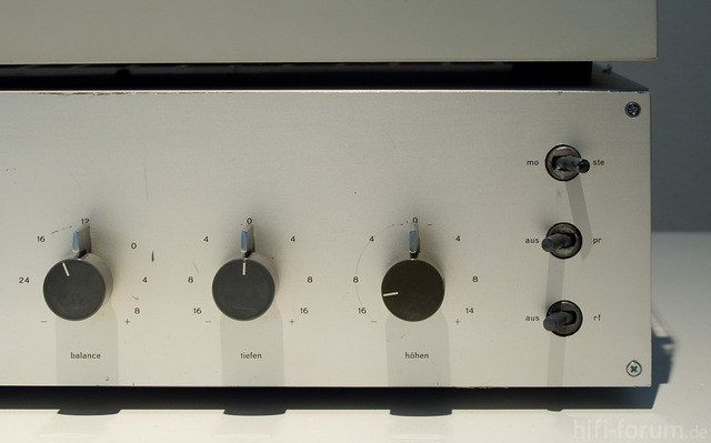 Braun Vintage HIFI Design