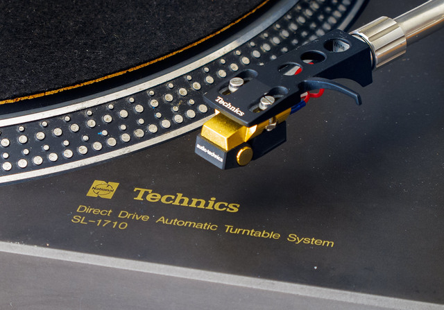 Technics SL-1710 Mit AT 150 MLX