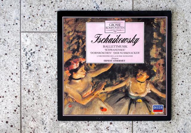 Tschaikowsky - Ballette