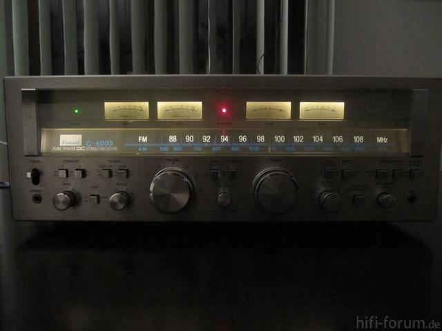 Sansui G6000