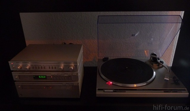 Sanyo Plus + Technics