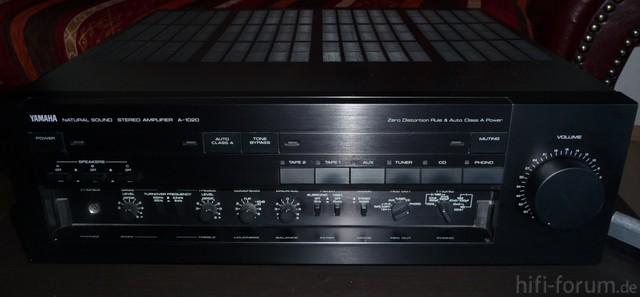 Yamaha A 1020 Front