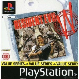 Resident Evil PS1 Value Series - Cover