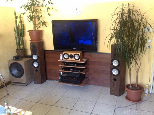 bild wohnzimmer tv wand tv wand wohnzimmer hifi bildergalerie. Black Bedroom Furniture Sets. Home Design Ideas