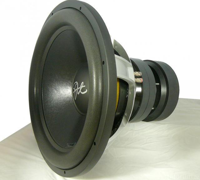 Ascendant Audio Smd 18 Subwoofer
