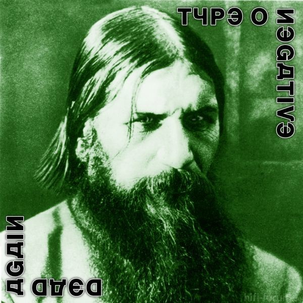 Type O Negative Dead Again Cover