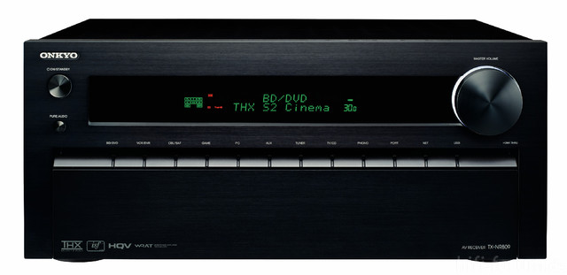 Onkyo TX NR 809 Front